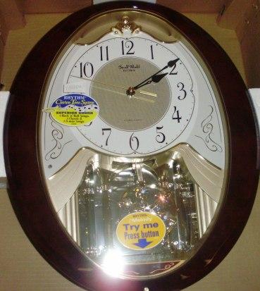 Bullocks Clock